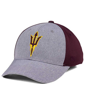 new concept 6eda5 f5961 ... sweden top of the world arizona state sun devils faboo stretch cap  sports fan shop by