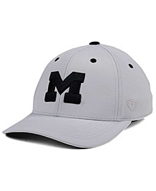 5c794c509ae Top of the World Michigan Wolverines Grype Stretch Cap