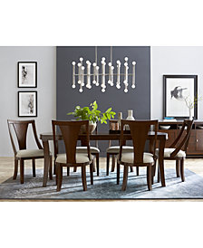Portland Expandable Dining Furniture Collection, Created for Macy's
