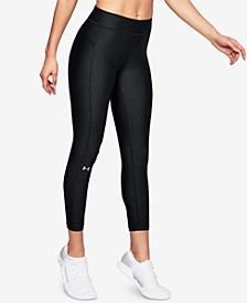 Women's HeatGear® Compression Ankle Leggings