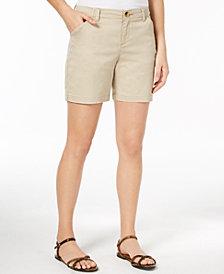 Lee Platinum Khaki Chino Shorts