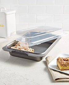"Anolon Advanced 9"" x 13"" Covered Cake Pan"