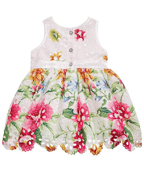 0643caa36e042 Nanette Lepore Printed Lace Dress