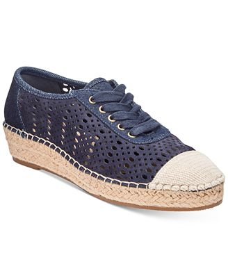 Bella Vita Clementine Lace-Up Espadrilles Women's Shoes