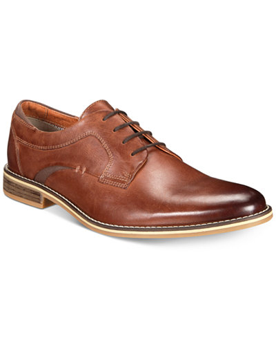 Alfani Men's Kevin Casual Lace-Up Oxfords, Created for Macy's