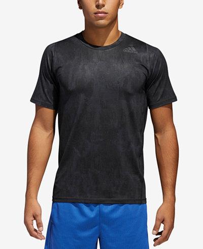 adidas Men's Alphaskin Fitted T-Shirt