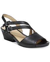 d27fda07645e Naturalizer Black Comfortable Shoes for Women - Macy s