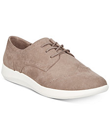 Giani Bernini Sandii Memory Foam Sneakers, Created for Macy's