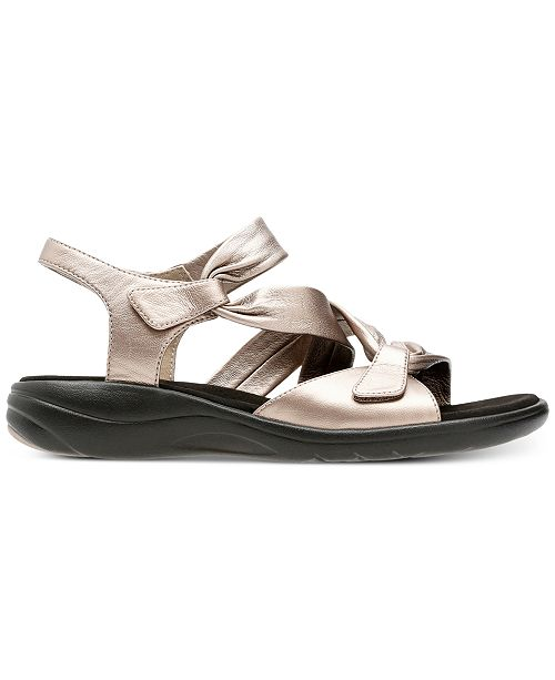 b07eadbe7 Clarks Collection Women s Saylie Moon Sandals   Reviews - Sandals ...