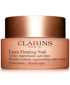 Clarins Extra-Firming Night Cream - All Skin Types, 1.6-oz.