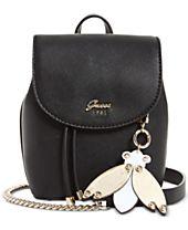 GUESS Varsity Pop Mini Pin Up Backpack