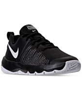 7baafed6d359 Nike Big Boys  Team Hustle Quick Basketball Sneakers from Finish Line