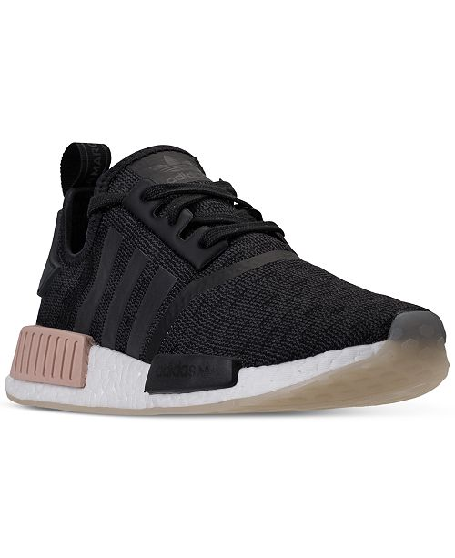 ac960b2d1 adidas Women s NMD R1 Casual Sneakers from Finish Line ...
