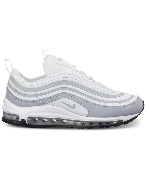 Nike Women's Air Max 97 UL '17 Casual Sneakers from Finish