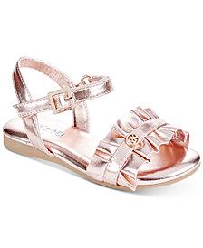 Michael Kors Demi Blink-T Sandals, Toddler Girls