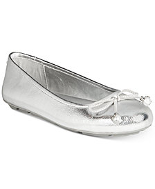 Michael Kors Rover Ting Flats, Little Girls & Big Girls