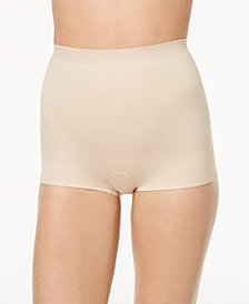 Maidenform Cover Your Bases Firm-Control Smoothing Boyshort DM0034
