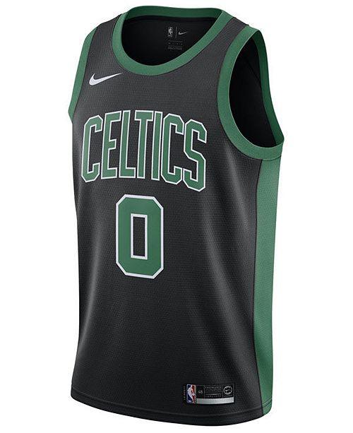 ... Nike Men s Jayson Tatum Boston Celtics Statement Swingman Jersey ... 895ab59ed