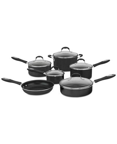 Cuisinart Advantage 11-Pc. Non-Stick Cookware Set