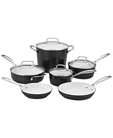 Cuisinart Elements Pro 10-Pc. Induction Non-Stick Cookware Set