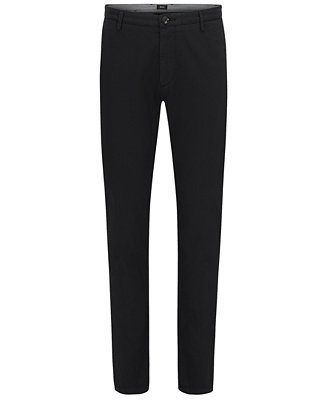 c747c67fa3 Hugo Boss BOSS Men's Extra-Slim Fit Stretch Dress Pants & Reviews - Pants -  Men - Macy's
