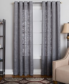 Miller Curtains Morris Textured Window Panels