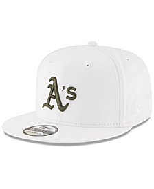 New Era Oakland Athletics Fall Shades 9FIFTY Snapback Cap