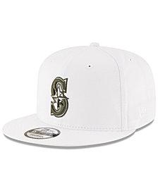 New Era Seattle Mariners Fall Shades 9FIFTY Snapback Cap