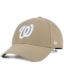 '47 Brand Washington Nationals Core MVP Cap