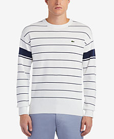 Lacoste Men's Heritage Milano Stripe Sweater