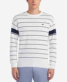 Lacoste Men's Heritage Milano Stripe Sweater