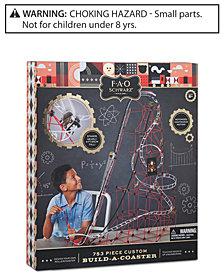 FAO Schwarz Kid's Building Roller Coaster