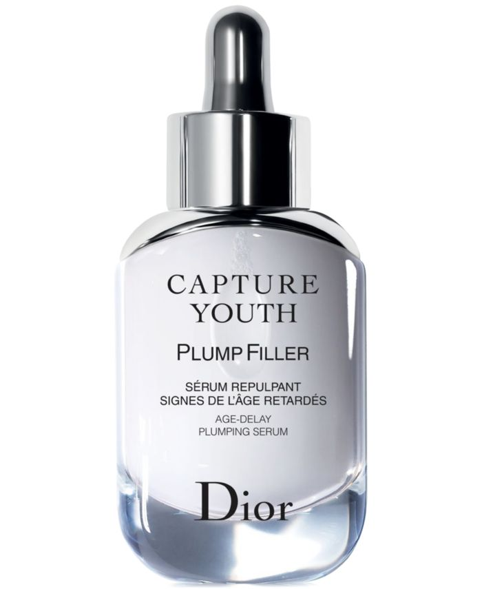 Dior Capture Youth Plump Filler Age-Delay Plumping Serum & Reviews - Skin Care - Beauty - Macy's