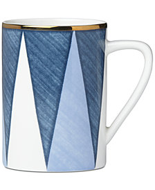Lenox Luca Triangoli Mug
