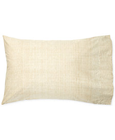 Ralph Lauren Mulholland Reeves Cotton Sateen Standard Sham