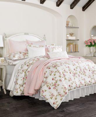 Rosalie 4-Pc. Queen Comforter Set