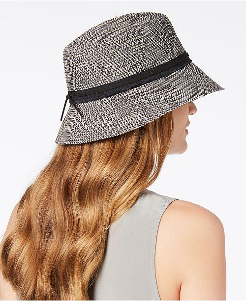 79c2e80f5d1bfb Nine West Packable Microbrim Hat & Reviews - Handbags & Accessories ...