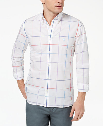 Brooks Brothers Red Fleece Men's Broadcloth Shirt