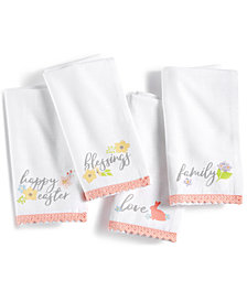 Homewear Spring Woods Napkins, Set of 4