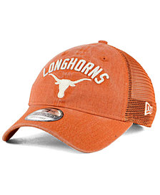 New Era Texas Longhorns Rugged Team 9TWENTY Cap