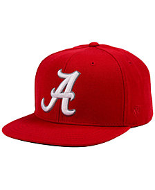 Top of the World Alabama Crimson Tide Extra Logo Snapback Cap
