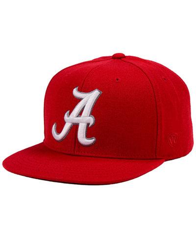 Top of the World Alabama Crimson Tide Extra Logo Snapback Cap