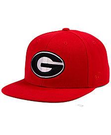 Top of the World Georgia Bulldogs Extra Logo Snapback Cap
