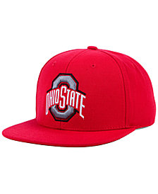 Top of the World Ohio State Buckeyes Extra Logo Snapback Cap
