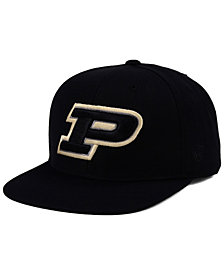 Top of the World Purdue Boilermakers Extra Logo Snapback Cap