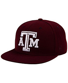 Top of the World Texas A&M Aggies Extra Logo Snapback Cap
