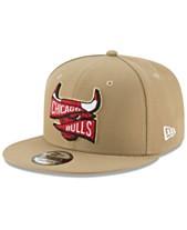 73095a90032 New Era Chicago Bulls Team Banner 9FIFTY Snapback Cap