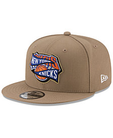 New Era New York Knicks Team Banner 9FIFTY Snapback Cap