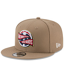 New Era Washington Wizards Team Banner 9FIFTY Snapback Cap