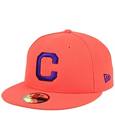 Clemson Tigers Vault 59FIFTY Fitted Cap